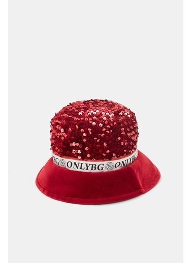 BG Baby Kız Bebek Kırmızı Şapka 20Fw0Bg2004 Kırmızı